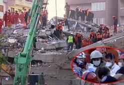 Son dakika: Depremden 17 saat sonra çifte mucize