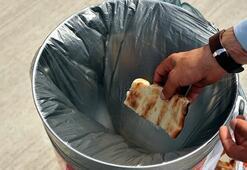 Çöpümüzün yarıya yakını gıda ürünü