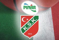 Pınar Karşıyakada bir oyuncunun Kovid-19 testi pozitif çıktı
