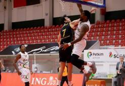 Aliağa Petkimspor: 83 - Galatasaray: 64