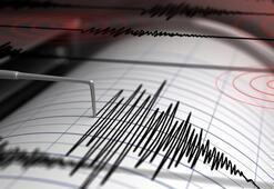Deprem mi oldu Son depremler nerede, ne zaman meydana geldi