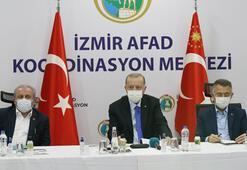 Son dakika  Cumhurbaşkanı Erdoğan İzmirde: Bakanlığımız süratle adımları atacak