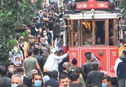 İstanbul'da 1 haftada 4 bin 924 yeni vaka