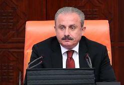 TBMM Başkanı Şentop, Burhan Kuzuya rahmet diledi