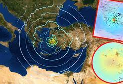 Son dakika... USGS İzmir depreminden sonra yayınladı Şok etkisi yarattı...