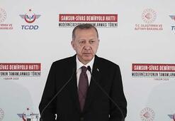 Son dakika... Cumhurbaşkanı Erdoğandan Samsunda önemli açıklamalar