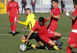 Ankara Keçiörengücü-İstanbulspor: 1-1