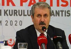 Mustafa Destici: Çürük raporuna rağmen o binalarda oturulmasına nasıl müsaade edildi