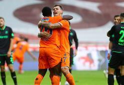 İH Konyaspor - Medipol Başakşehir: 1-2