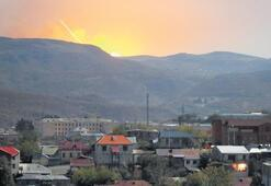 Rus Sınır Muhafızları Karabağ-Ermenistan sınırında