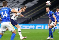 Tottenhama galibiyeti Gareth Bale getirdi