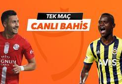 Antalyaspor - Fenerbahçe karşılaşmasında Canlı Bahis heyecanı Misli.comda