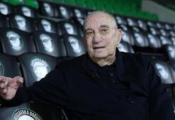 Türk basketbolunun efsanesi Yalçın Granit