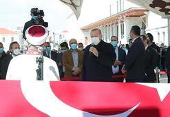 Son dakika... Burhan Kuzuya veda Cumhurbaşkanı Erdoğandan önemli açıklamalar