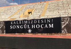 Songül Paksoyun ismi, futbol akademisi tesislerine verildi