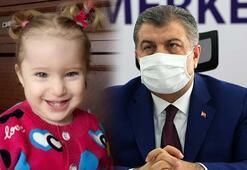 Son dakika I Sağlık Bakanı Koca 65 saat sonra enkazdan kurtarılan Elifin sağlık durumunu açıkladı