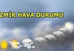 İzmir hava durumu nasıl Meteoroloji bugün ve önümüzdeki günlerin İzmir hava durumunu paylaştı