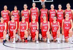 Son dakika | A Milli Kadın Basketbol Takımının aday kadrosu açıklandı