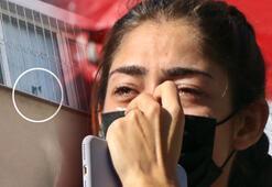 İzmirde panik anları Gözyaşlarıyla izlediler