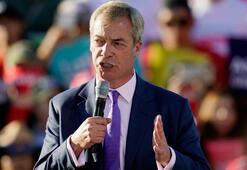 Brexitin mimarı Farage bu kez koronavirüs yasaklarıyla mücadele edecek
