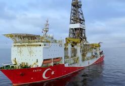 Bakanlık duyurdu Fatih sondaj gemisi ulaştı