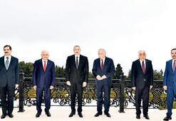 Azerbaycan'a Yıldırım ziyareti