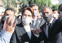 Akşener siyasi programlarını iptal etti
