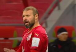 Gökdeniz Karadenizin 2015-16 sezonunda Mordoviaya attığı gol