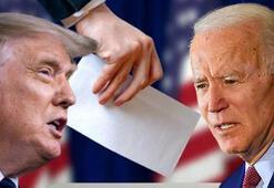 ABD seçimini kim kazandı Son dakika Amerika yeni başkan kim oldu, Trump mı, Biden mi ABD seçim sonuçları canlı takip sayfası...