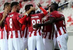Sivasspor deplasmanda kaybetmiyor