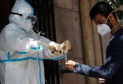 Hindistanda koronavirüsten 490 kişi hayatını kaybetti