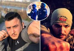 Son dakika: Kahraman Türkler Viyanada teröristlerle burun buruna geldiler...