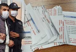 Çocuk kitaplarının sayfalarına gizlediler Bursada yakalandılar