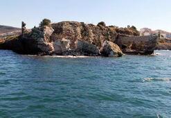 İzmir Depremi Foça Kalesini de etkiledi