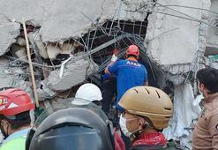 Son dakika... İzmirdeki depremde can kaybı 109a yükseldi