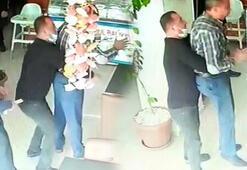 Nefes borusuna yemek kaçan müşteriyi, lokanta sahibi kurtardı