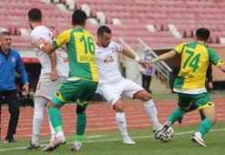 Ziraat Türkiye Kupası: Balıkesirspor: 2 - Esenler Erokspor: 2