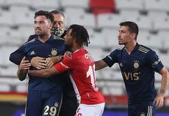 Son dakika - Fenerbahçede Sinan Gümüş PFDKya sevk edildi