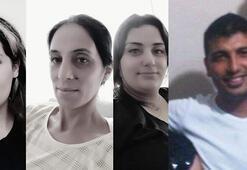 Eşini, kaynanasını ve baldızını öldürüp intihar etti