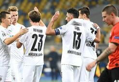 Son dakika - Şampiyonlar Liginde Mönchengladbach, Shakhtar Donetski 6-0 ile geçti