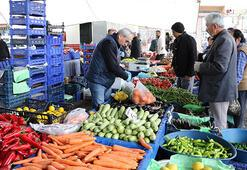Enflasyon beklenti dahilinde arttı: %2.13