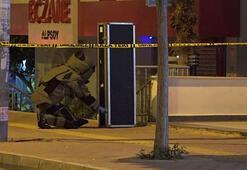 Antalyada polisi alarma geçiren olay Bomba imha ekipleri oraya koştu
