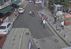 İzmirdeki deprem anı KGYS kameralarına yansıdı
