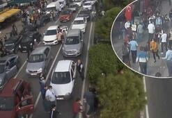 Son dakika I İzmirdeki deprem anına ilişkin yeni görüntüler