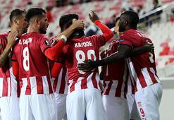 Sivasspor Avrupada 11. maçına çıkıyor