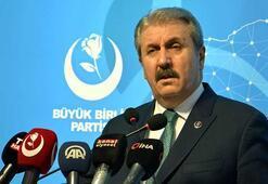 Mustafa Destici: Riskli binaların tespit edilememesi kabul edilemez