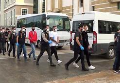 Antalyada yasa dışı bahis operasyonu: 43 gözaltı