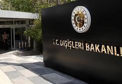 Dışişleri Bakanlığı'ndan Bozkurtlar açıklaması