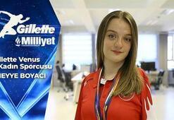 Gillette Venus Yılın Kadın Sporcusu: Sümeyye Boyacı