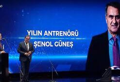 Yılın Antrenörü Ödülü: Şenol Güneş